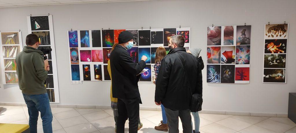 Novosadski dečji kulturni centar - izložba i posetioci, Manifestacija Muzeji za 10, 2021.