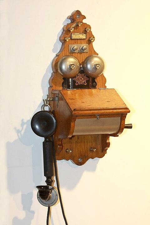 Telefon Erikson, Muzeji za 10, PTT Muzej