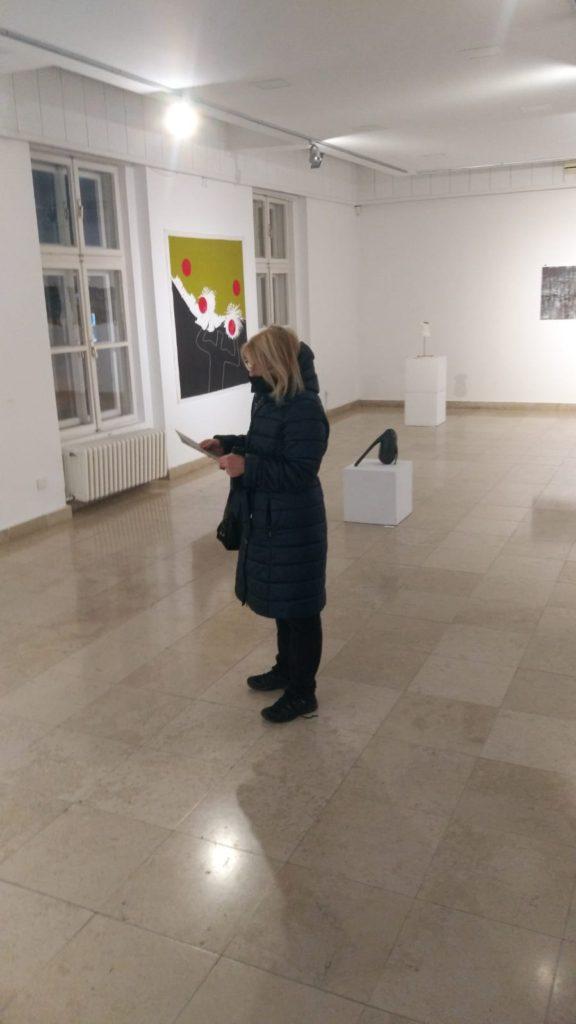 Noć muzeja - Savremena galerija Zrenjanin