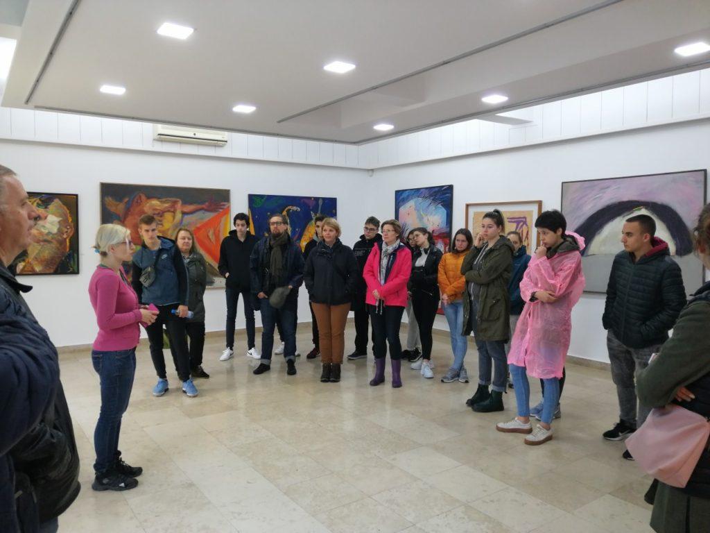 Savremena galerija Zrenjanin, Manifestacija Muzeji za 10 - Vođenje stručno