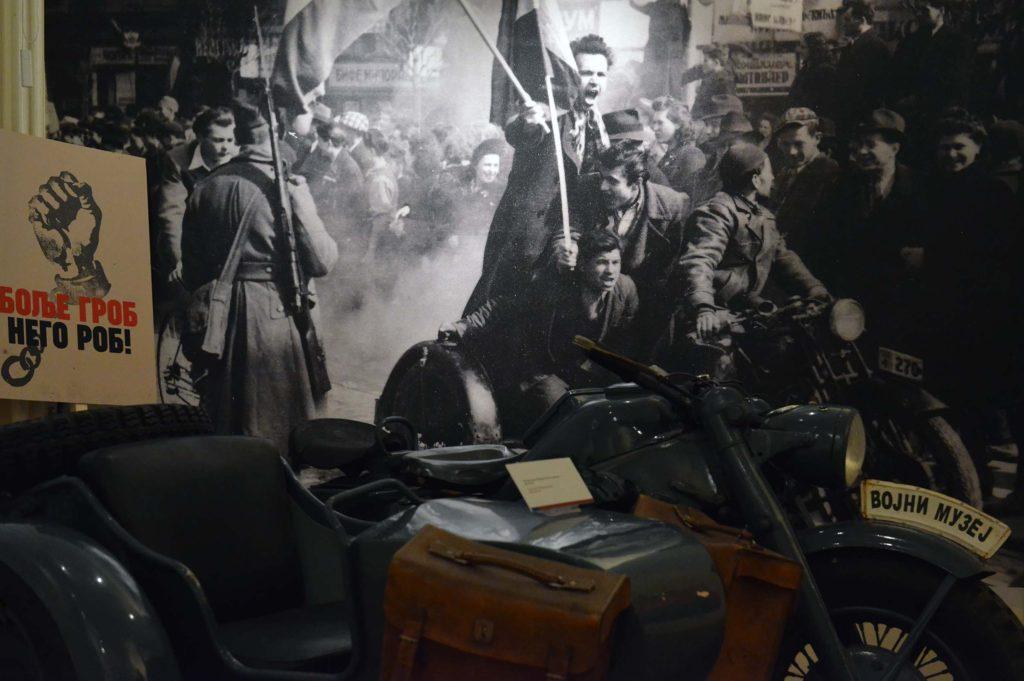 """Izložba """"April 41"""" u Vojnom muzeju u Beogradu - Muzeji za 10"""