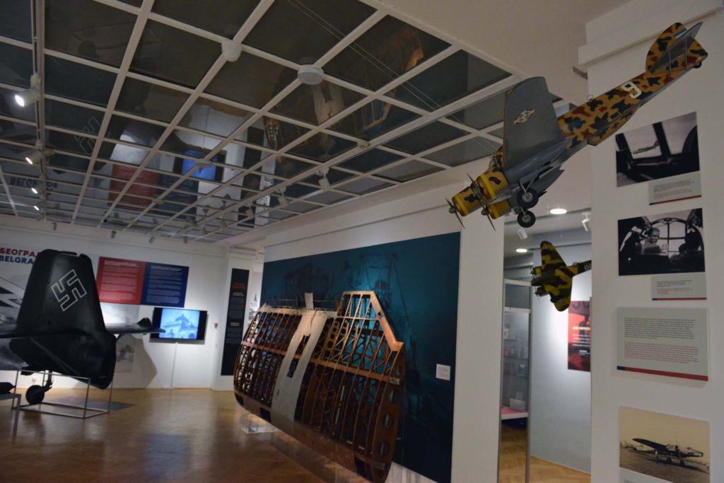 """Izložba """"April 41"""" u Vojnom muzeju u Beogradu - Manifestacija """"Muzeji za 10"""""""