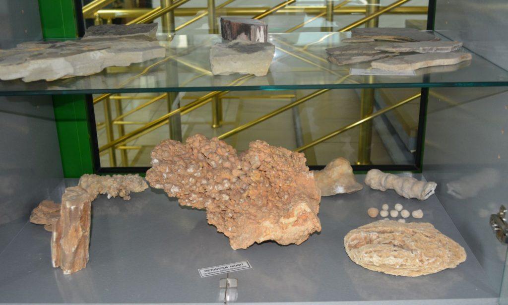 Postavka Zavoda za zaštitu prirode Srbije, pećinski nakit, Muzeji za 10, 2021