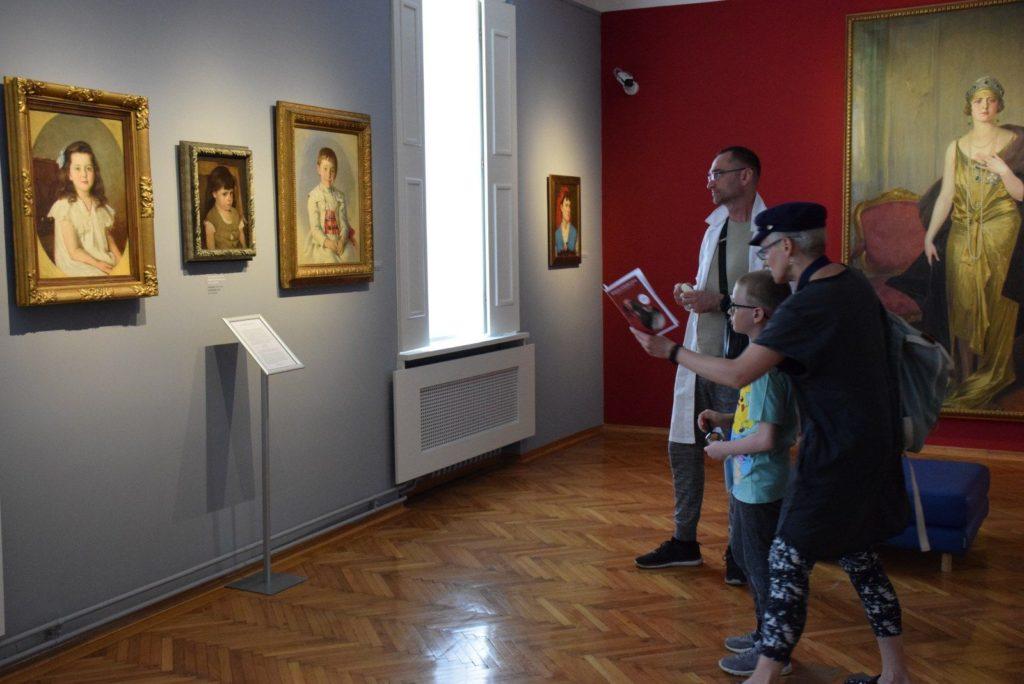 Avantura za velike i male u Galeriji Matice srpske - Porodični dan