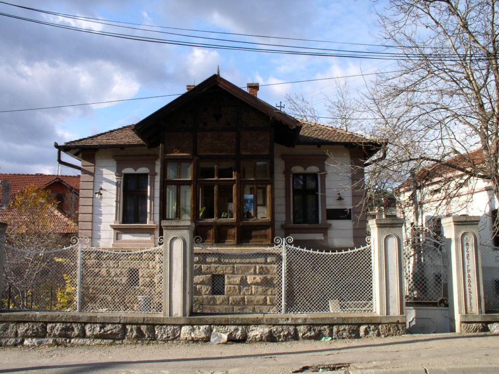 """Muzej grada - Kuća Ace Stanojevića, Zavičajni muzej Knjaževac, Manifestacija """"Muzeji za 10"""" 2021. godine"""