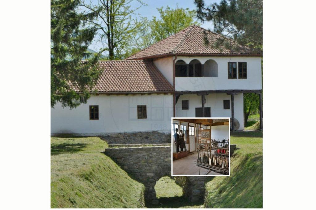 Tekstilni muzej u Strojkovcu, Narodni muzej Leskovac