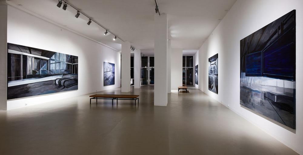 """Izgled salona, Muzej savremene umetnosti Beograd, Manifestacija """"Muzeji za 10"""", 2021."""