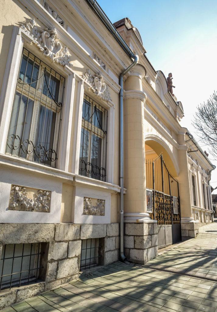"""Zgrada muzeja - Zavičajni muzej Knjaževac, Manifestacija """"Muzeji za 10"""" 2021. godine"""