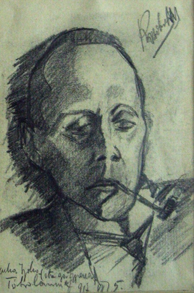 Čika Đoka - Milan Konjović, Galerija Milan Konjović u Somboru
