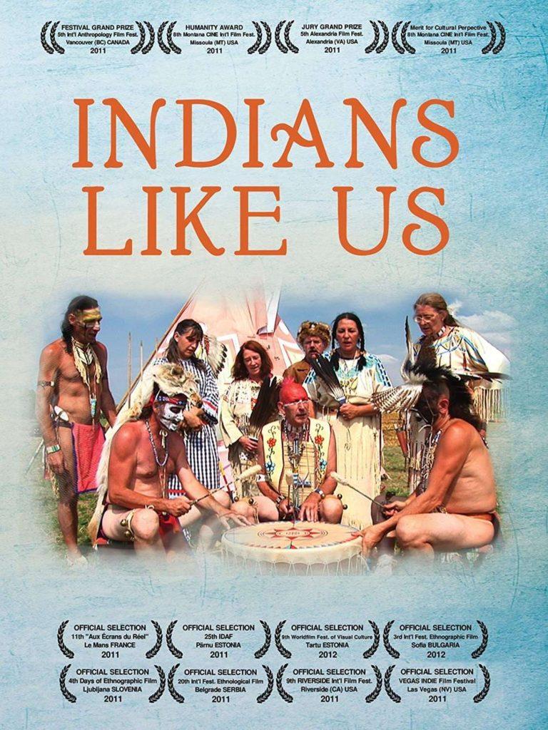 Etnološki film Indijanci poput nas  u Gradskom muzeju Subotica
