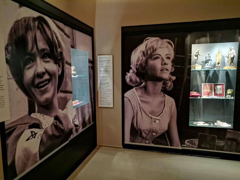 Jugoslovenska kinoteka, Milena Dravić - Muzeji za 10