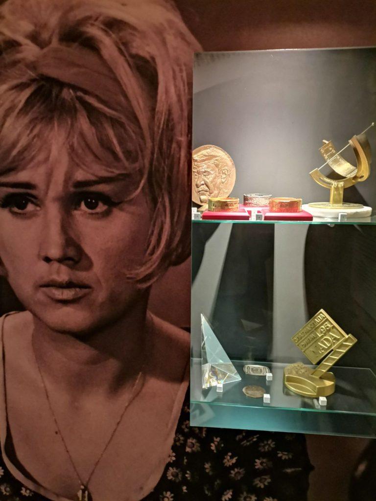 Jugoslovenska kinoteka, Ružica Sokić - Muzeji za 10