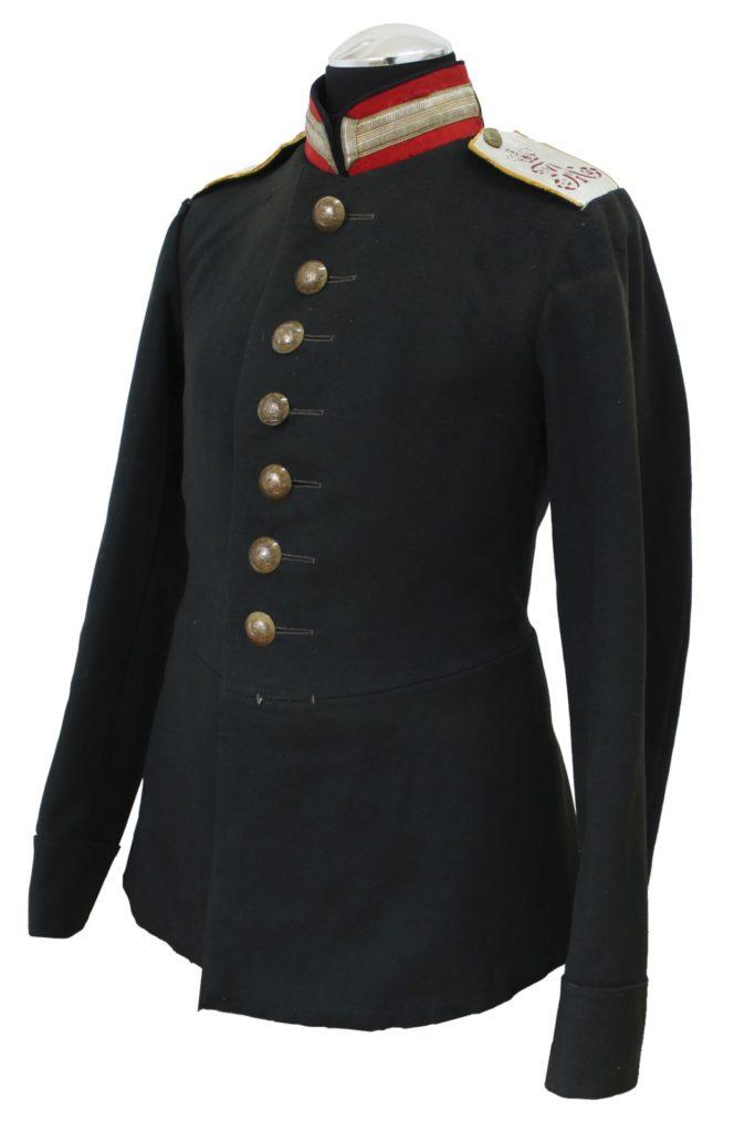 Bluza iz Sibirskog korpusa - Muzej u Beloj Crkvi