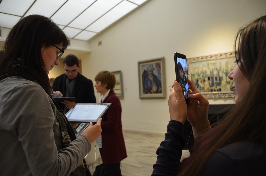 Muzej za sve - aplikacija