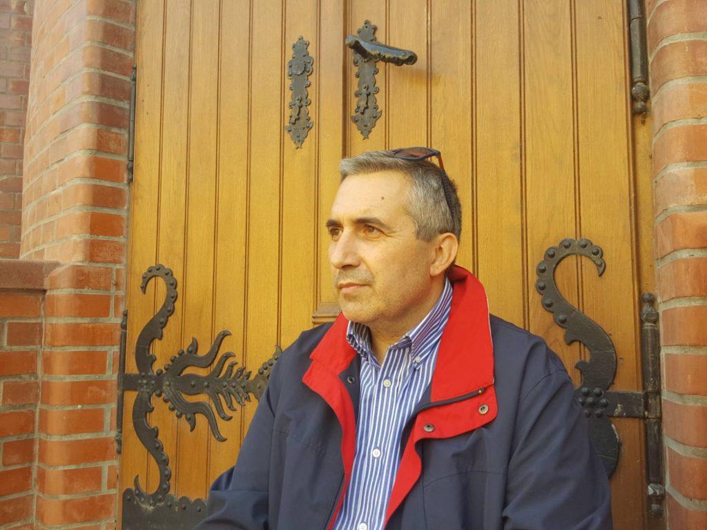 Publicista, hroničar i autor Zoran Knežev u Arhivu Vojvodine - Muzeji za 10