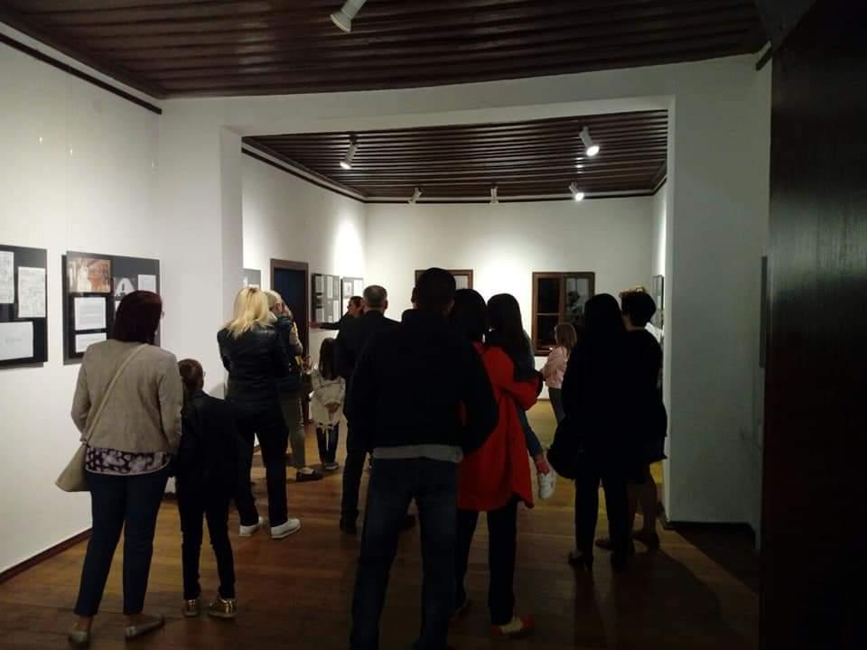 Otvaranje izložbe u Narodnom Muzeju Kragujevac