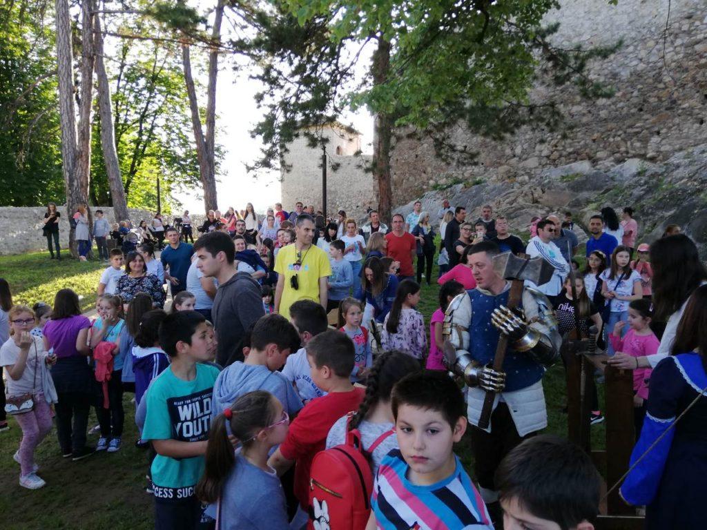 Posetioci Muzeja Ponišavlja u Pirotu
