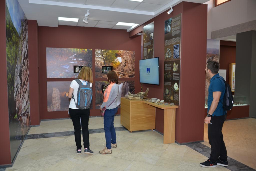 """Posetioci, Nacionalni park Đerdap, """"Muzeji za 10"""", 2021. godine"""
