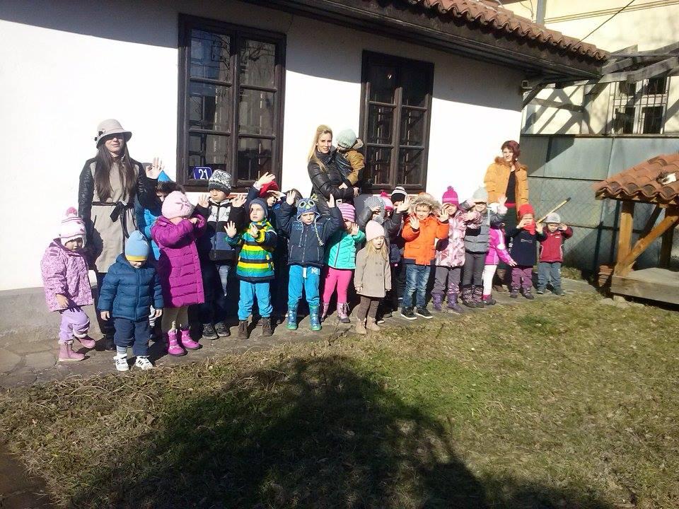Posetioci Protine kuće u sklopu Narodnog Muzeja Kragujevac