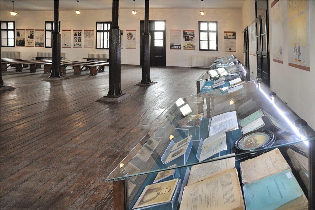 Postavka izložbe Stare skupštine, Narodni muzej Kragujevac