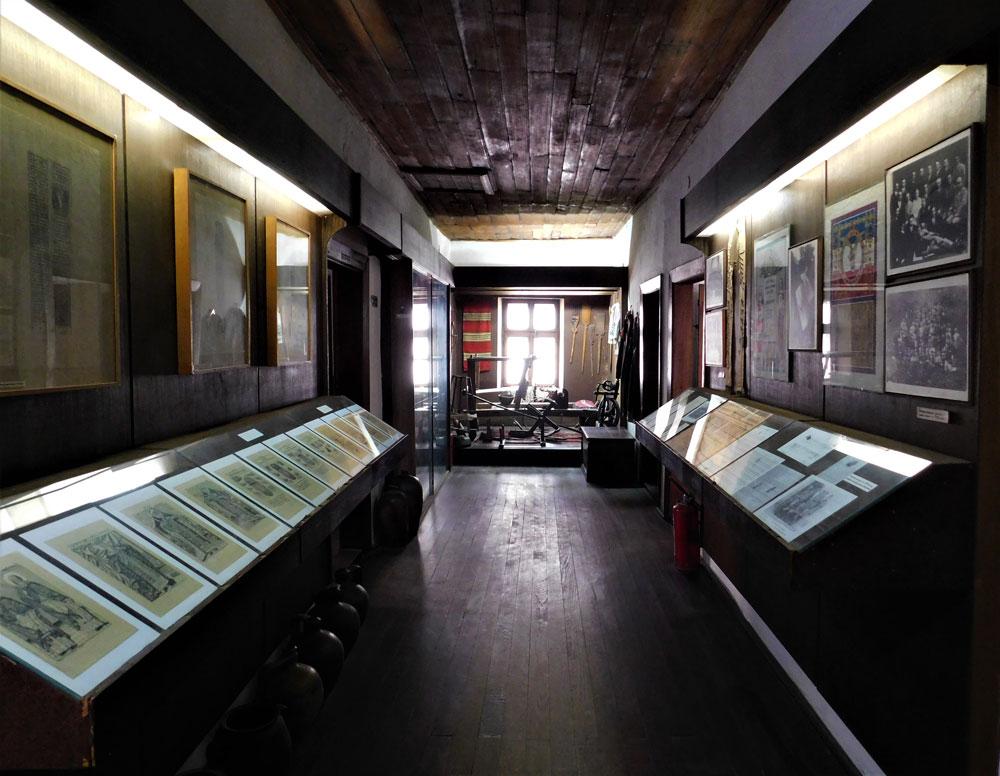 Prostor, Stalna postavka, Zavičajni muzej Vlasotince, Manifestacija 2021. godine - Muzeji za 10