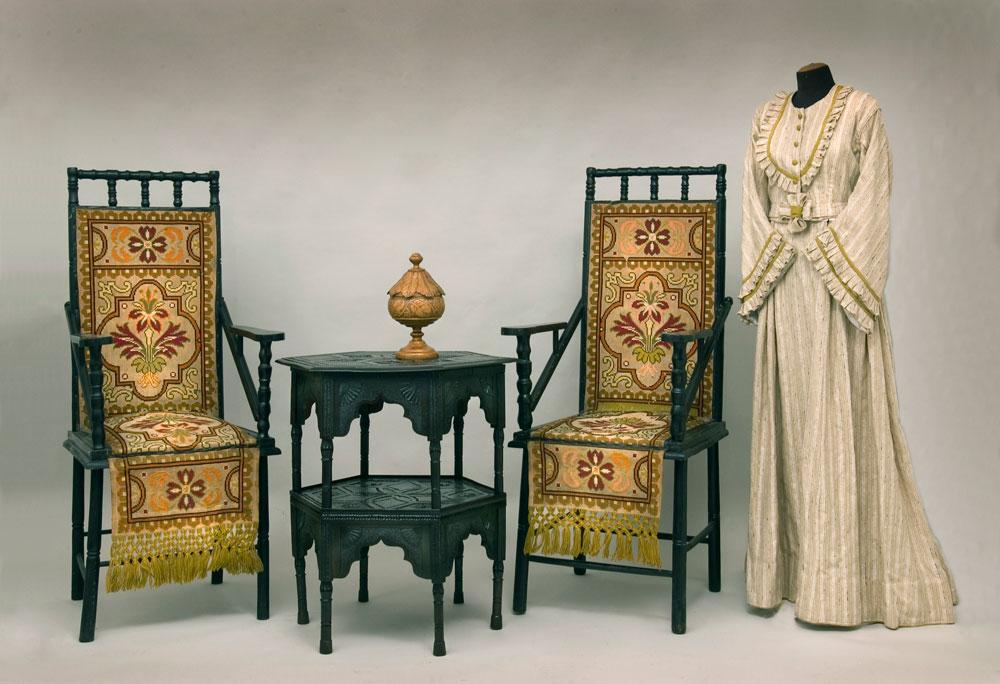 Detalj iz ženske sobe, Protina Kuča, Narodni muzej Kragujevac