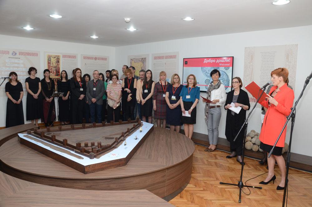 1. sprat Muzeja u Smederevu