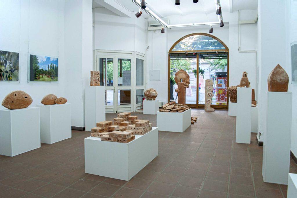 "Stalna izložba u salonu Muzeja ""Terra"" u Kikindi"