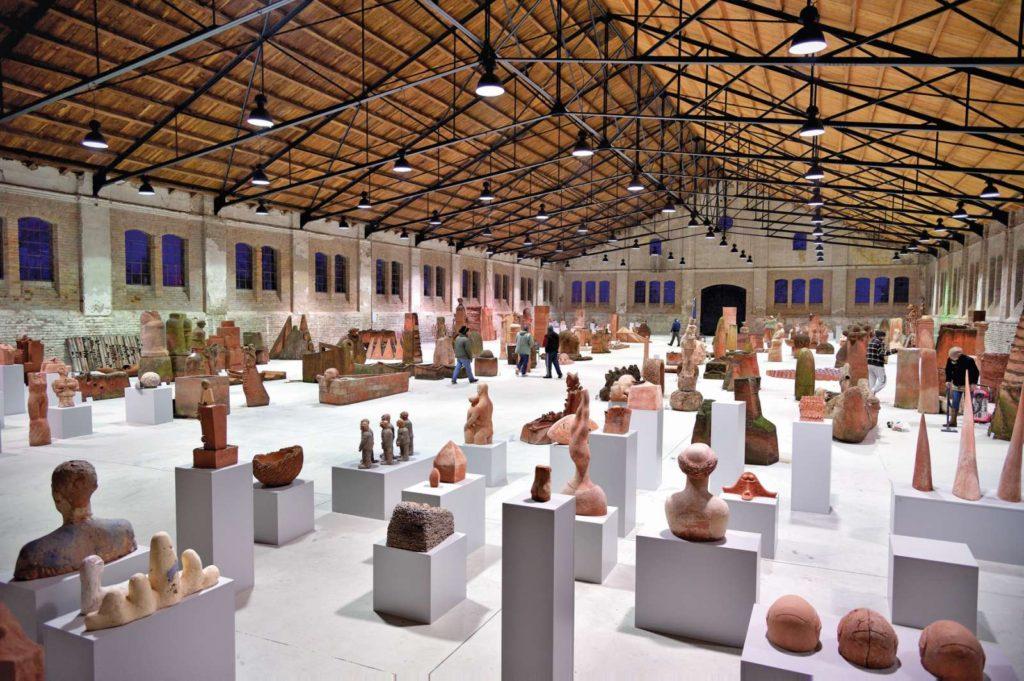 "Skulpture iz fundusa Muzeja ""Terra"" u Kikindi"