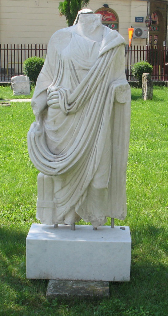 Togatus - Lapidarijum, Narodni muzej Požarevac 2021