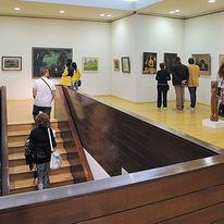 Posetioci Umetničke Galerije Narodnog Muzeja Kragujevac