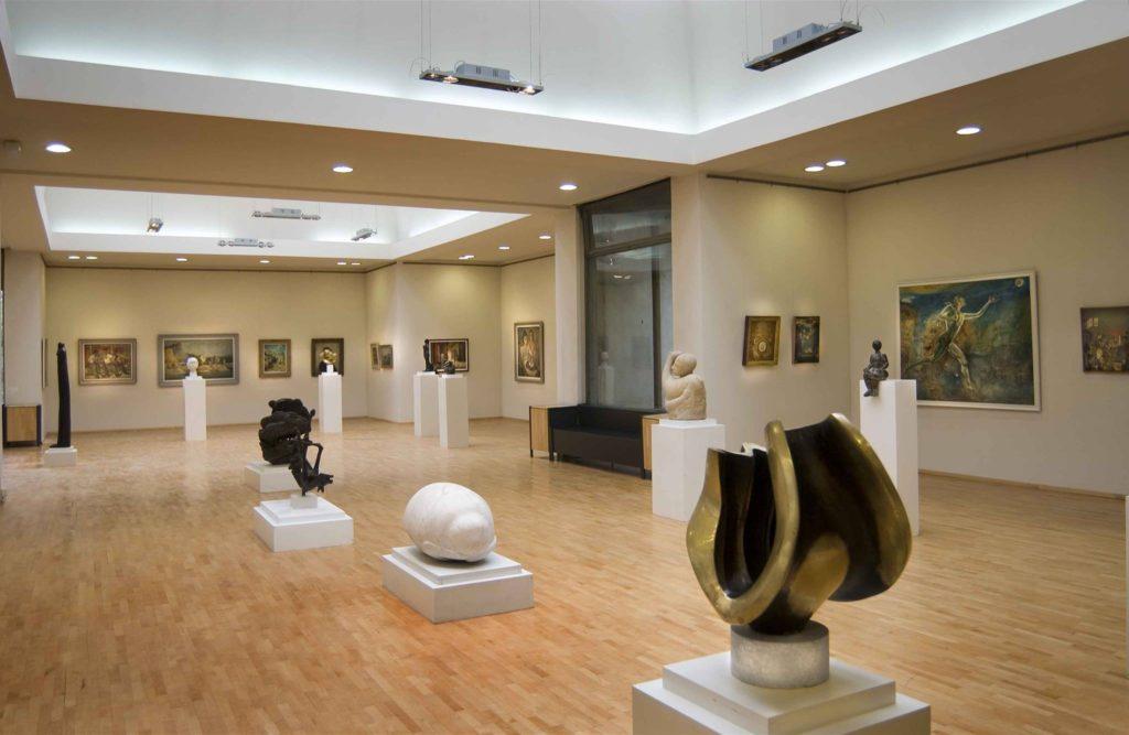 Umetnička Galerija Narodnog Muzeja Kragujevac