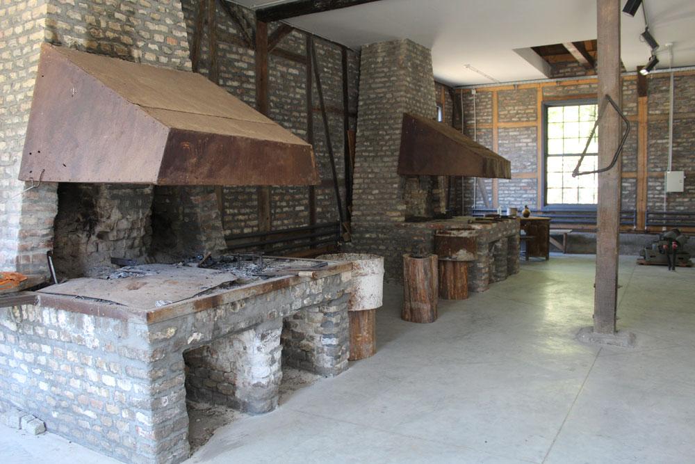 Mašinska radionica Muzeja ugljarstva, Senjski Rudnik