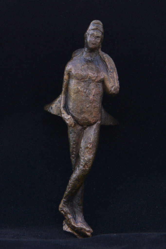 """Venera - bronza, Boginje Timacum Minus-a, Zavičajni muzej Knjaževac, Manifestacija """"Muzeji za 10"""" 2021. godine"""