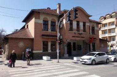 Zgrada Zavičajnog muzeja u Jagodini