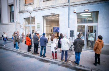 "Galerija Kulturnog centra ""Laza Kostić Sombor, naslovna slika, Manifestacija Muzeji za 10, 2021,"