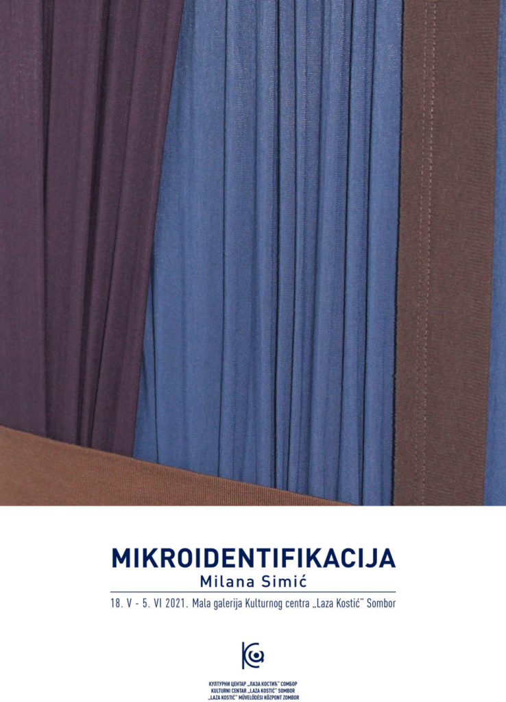 "Izložba Milane Simić, Galerija Kulturnog centra ""Laza Kostić"" Sombor, Muzeji za 10, Manifestacija 2021. godine"
