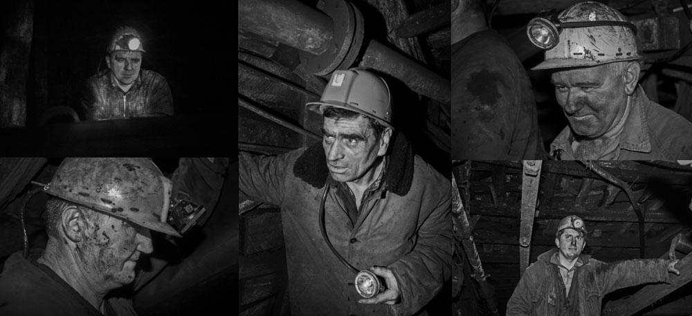 Rudar - fotografija,  Izložba - Hleb sa sedam kora, Kulturni cenar Ribnica, 2021. godine, Manifestacija Muzeji za 10