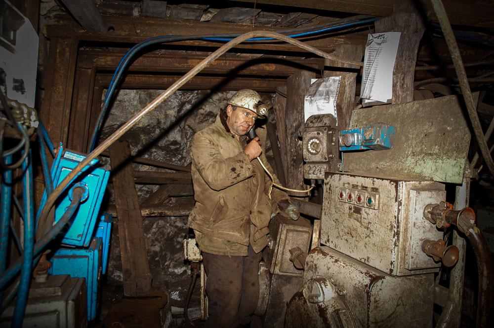 Fotografija rudara, Izložba - Hleb sa sedam kora, Kulturni cenar Ribnica, 2021. godine, Manifestacija Muzeji za 10