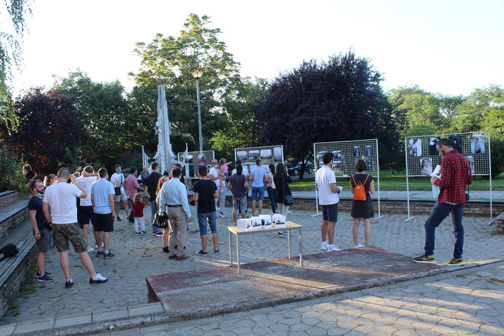Izložba, Kulturni cenar Ribnica, 2021. godine, Manifestacija Muzeji za 10