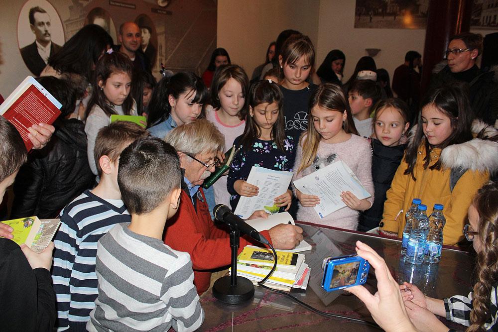Ljubivoje Ršumović, Kulturni cenar Ribnica, 2021. godine, Manifestacija Muzeji za 10
