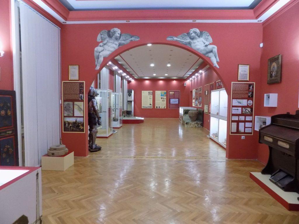 Gradski muzej Vrbas, Manifestacija Muzeji za 10, 2021. godina