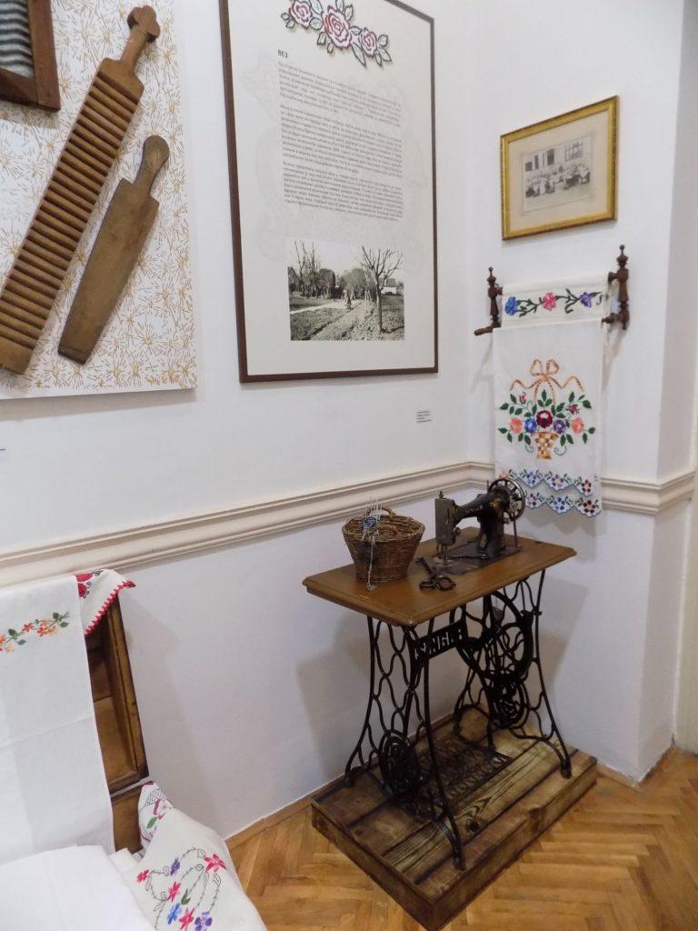 Eksponati, Gradski muzej Vrbas, Manifestacija Muzeji za 10, 2021. godina