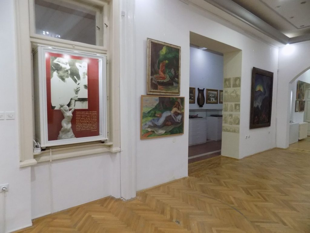 Stalna postavka, Gradski muzej Vrbas, Manifestacija Muzeji za 10, 2021. godina