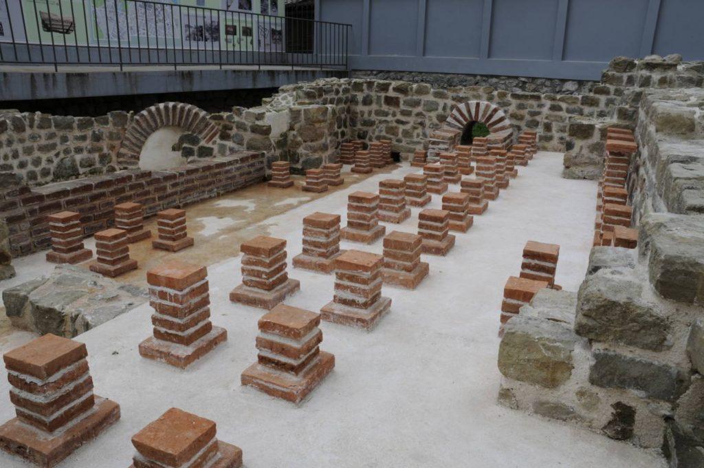 Rimske terme, centar Čačka, Narodni muzej Čačak, Manifestacija Muzeji za 10, 2021. godina