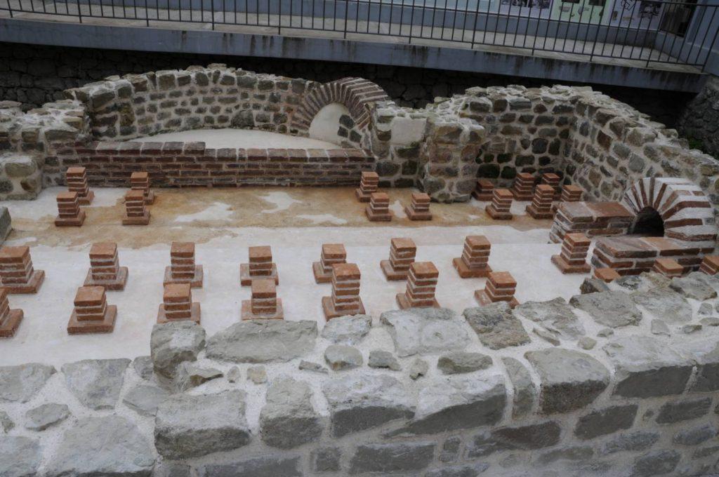 Rimske terme, Narodni muzej Čačak, Manifestacija Muzeji za 10, 2021. godina