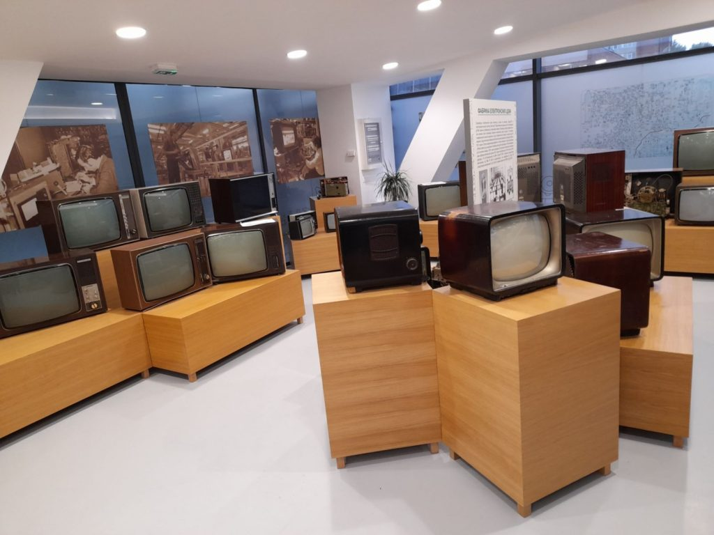 Televizori, Naučno-tehnološki park Niš, Manifestacija Muzeji za 10, 2021.