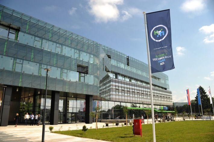 Zgrada Naučno-tehnološkog parka Niš, Manifestacija Muzeji za 10, 2021.