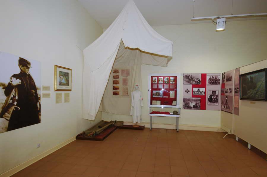 """Stalna postavka, Treća dimenzija prošlosti-pogled iz budućnosti, Narodni muzej Valjevo, Manifestacija """"Muzeji za 10"""", 2021. godine"""