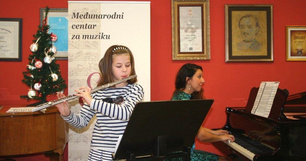 """Prva medjunarodna privatna muzička škola """"Eva Music"""", Manifestacija 2021. godine """"Muzeji za 10"""""""